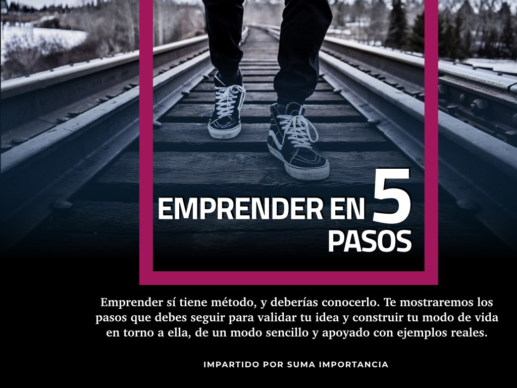 emprender en 5 pasos ivigo business space